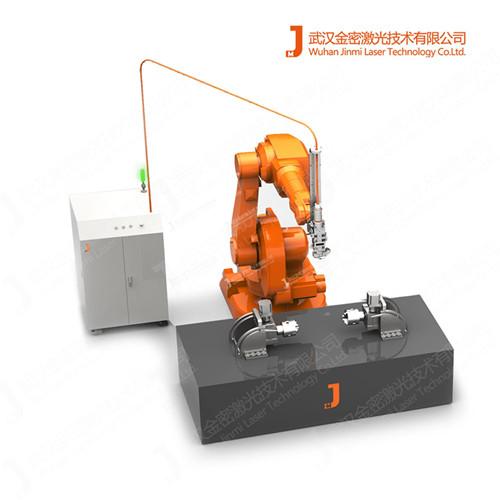 金密激光:机器人激光焊接技术选哪家?