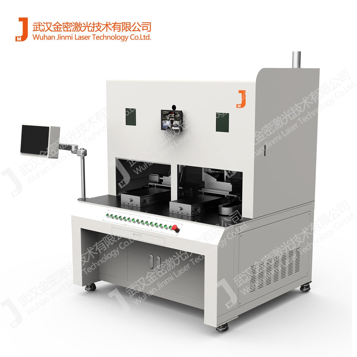 双工位激光焊接机