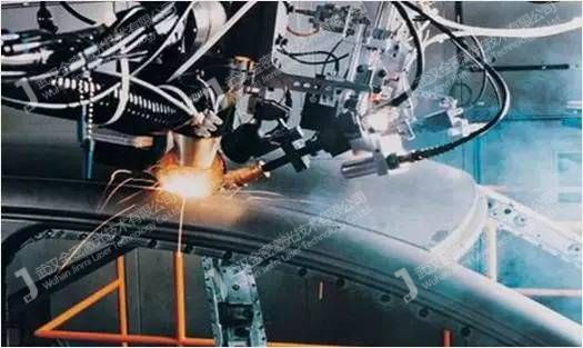 汽车领域不同材料的激光焊接工艺分析