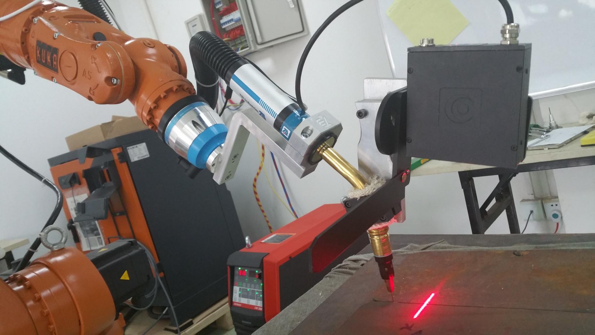光纤激光焊接机主要特点有些