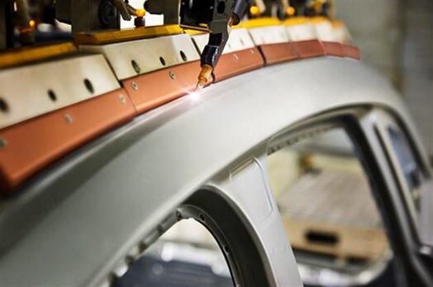 连续激光焊接机由哪些结构组成?