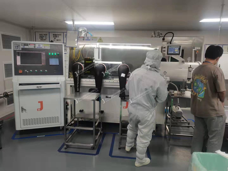金密激光与四川某高校激光焊接机签约成功
