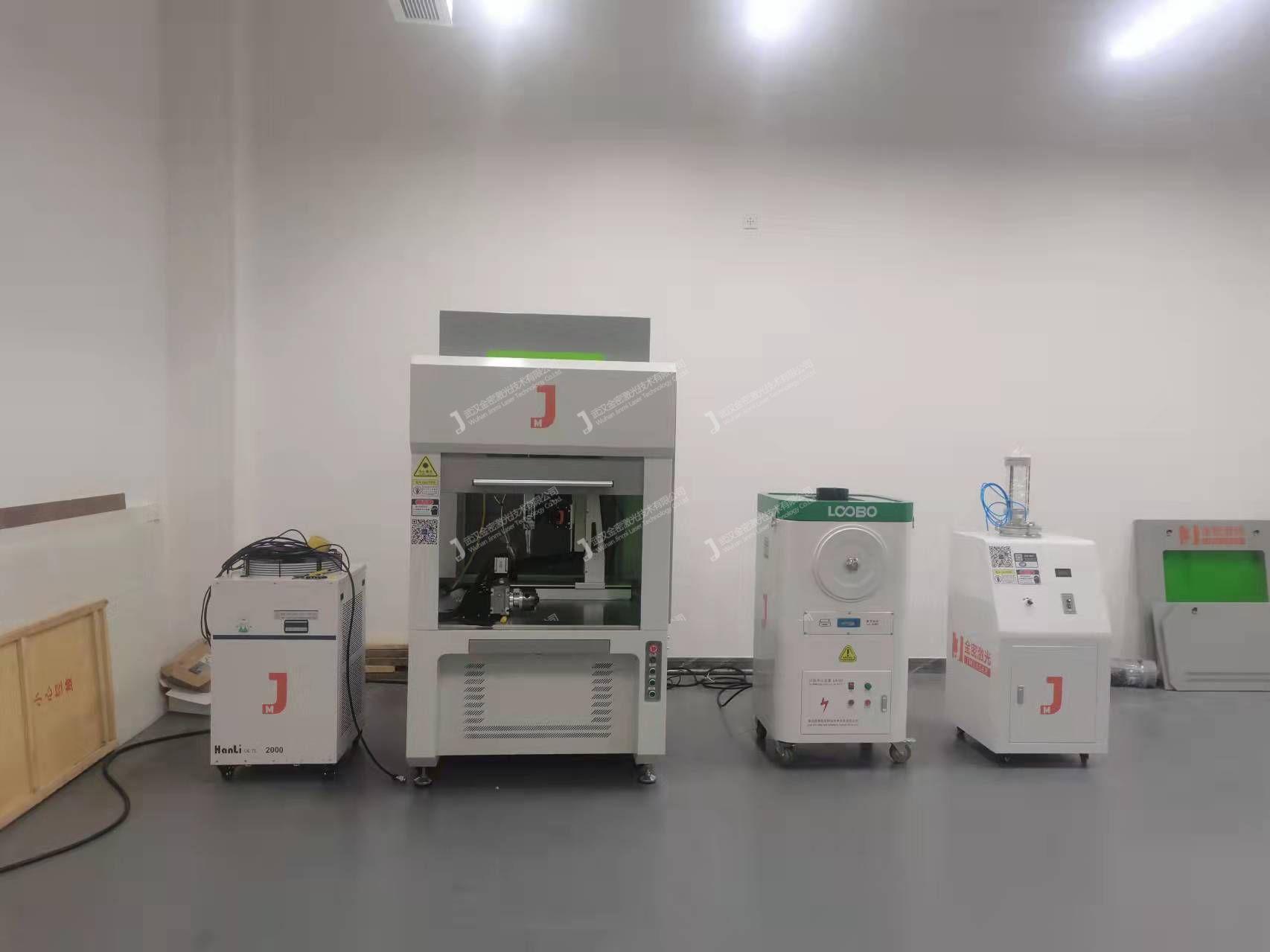 浅谈激光焊接机在精密微电子行业的兴起